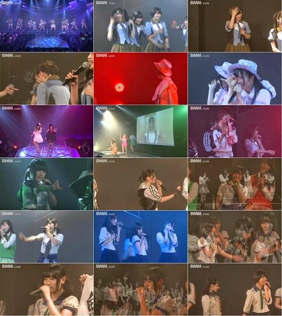 "(LIVE)(公演) HKT48 チームH ""最終ベルが鳴る"" 山田麻莉奈の生誕祭 150316 & 150318 & 150325"