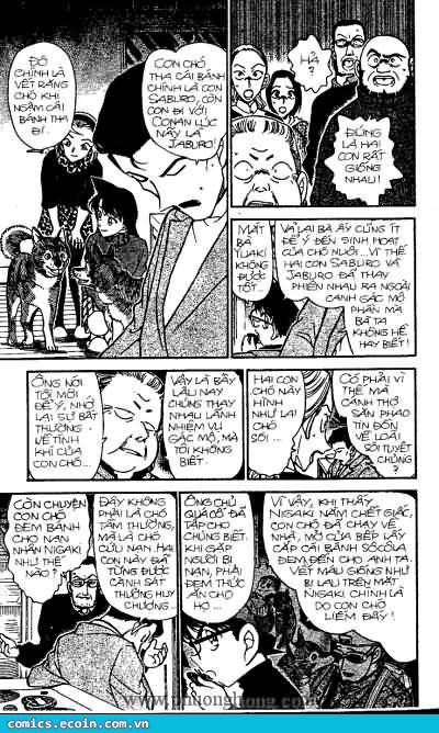 xem truyen moi - Conan chap 334