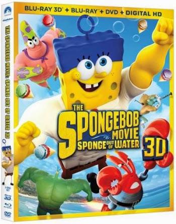 cover film terbaru spongebob: sponge out of water 2015