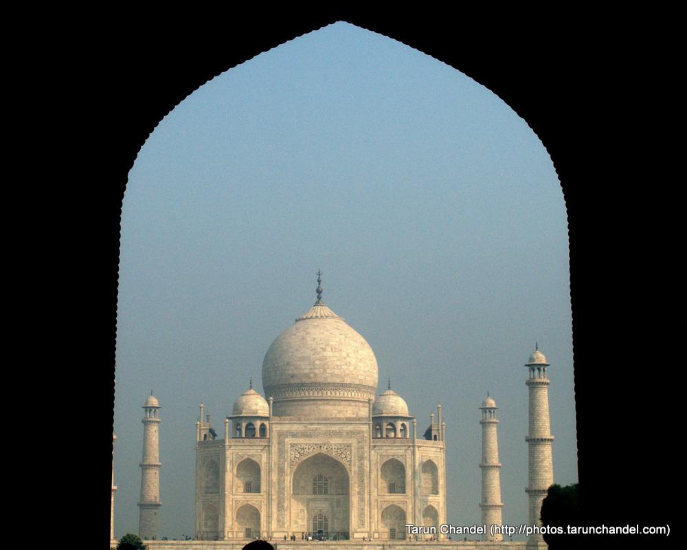 Agra Taj Mahal, Tarun Chandel Photoblog