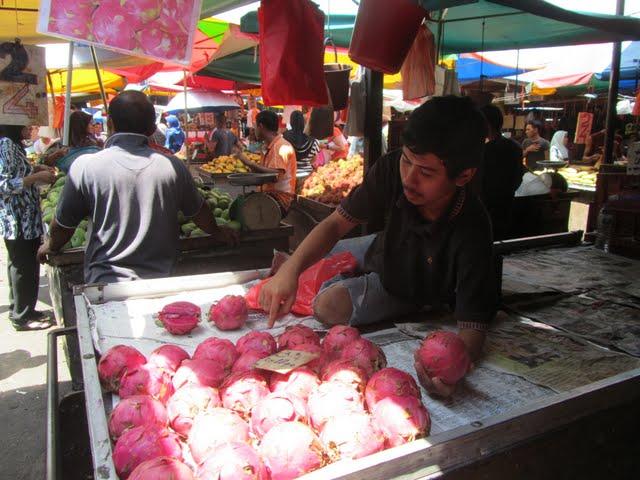 market KL