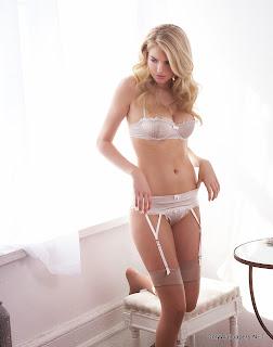 Jenna Leigh Lingerie SS11 @ uhqmodels.wordpress.com