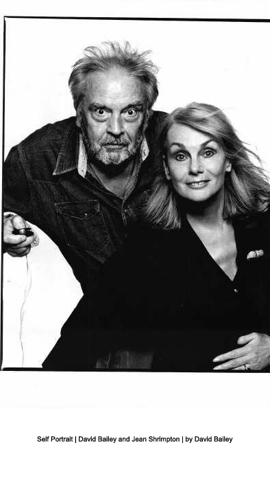 David Bailey and Jean Shrimpton | We'll take Manhattan | Self Portrait | designer fashion blog |  Warmenhoven &amp; Venderbos