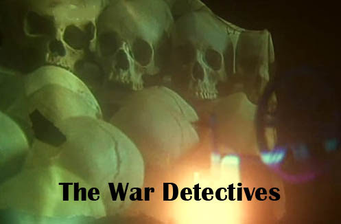 Detektywi wojenni / The War Detectives (2003) PL.TVRip.XviD / Lektor PL