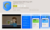 Hotspot Shield VPN Proxy, WiFi - Free Android VPN Apps To Surf Anonymously