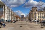 Zwischen Regierungsviertel und Hauptbahnhof