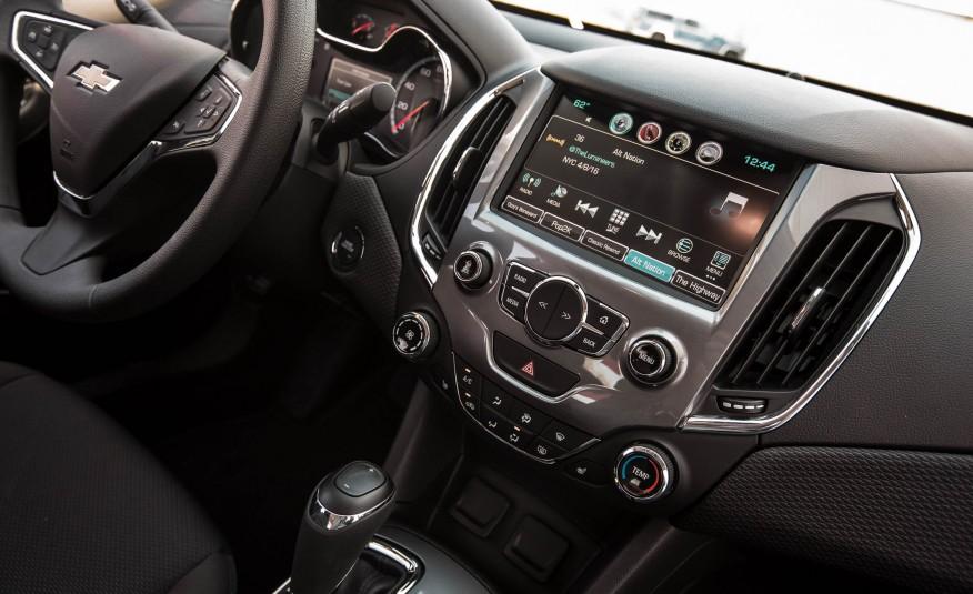 Nhiều tính năng thông minh, kết nối được hỗ trợ trên xe