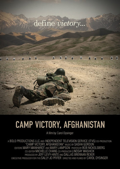 Obóz Victory, Afganistan / Camp Victory, Afghanistan (2010) PL.TVRip.x264  / Lektor PL