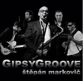 Štěpán Markovič Gipsy Groove