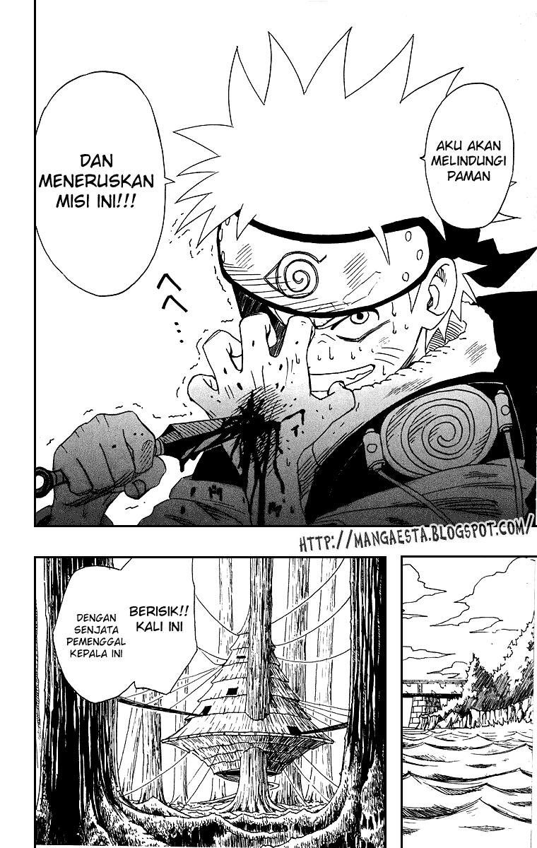 Baca Manga, Baca Komik, Naruto Chapter 10, Naruto 10 Bahasa Indonesia, Naruto 10 Online