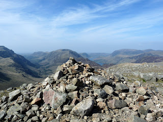 Green Gable Summit.