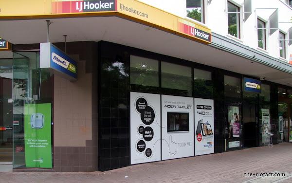 transact shopfront