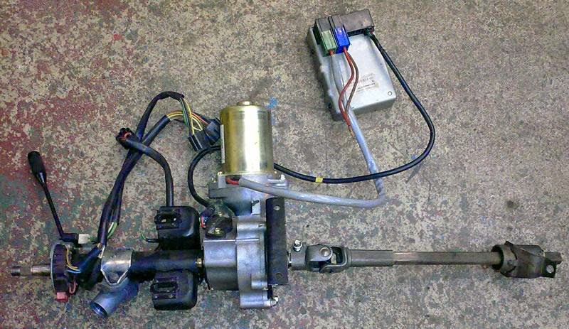 Electric       Power    Steering Kit  Page 2