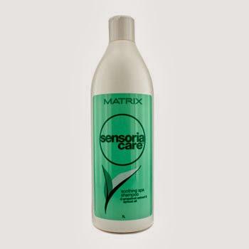 Perawatan Rambut Matrix Sensoria Shampoo New : MTX-20