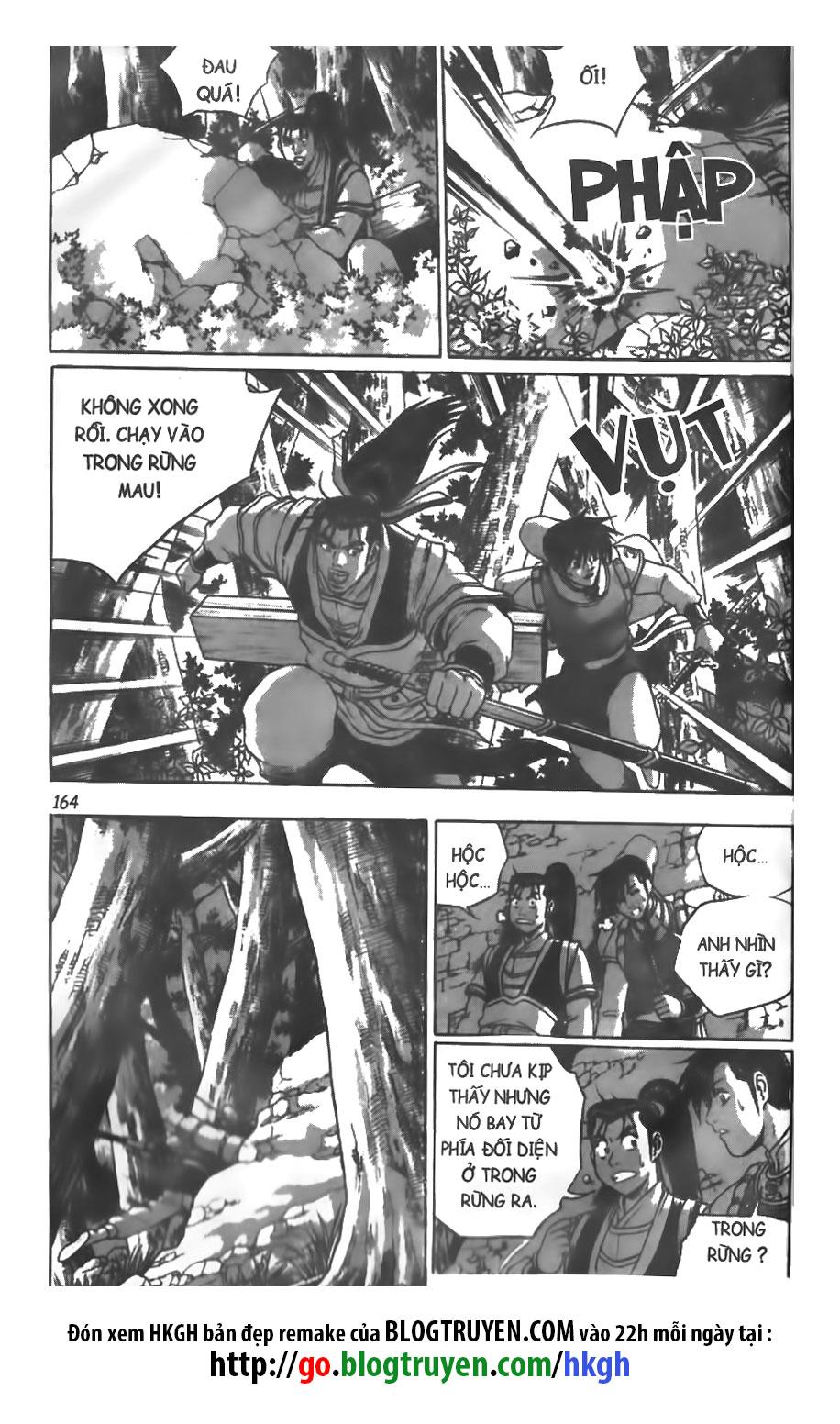xem truyen moi - Hiệp Khách Giang Hồ Vol39 - Chap 270 - Remake