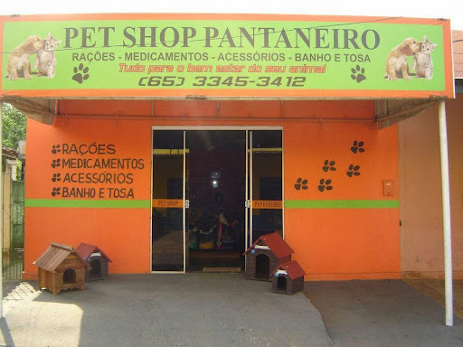 PET SHOP PANTANEIRO, R. Cel. João Epifânio - Centro, Poconé - MT, 78175-000, Brasil, Loja_de_animais, estado Mato Grosso