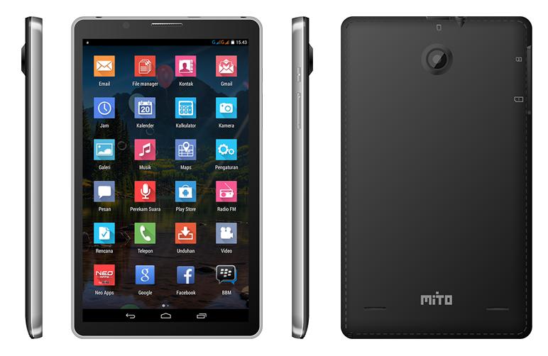 Mito Fantasy Tablet T979 - Spesifikasi Lengkap dan Harga