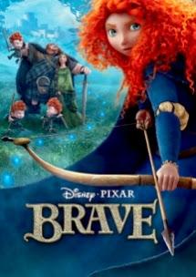 Brave - Công Chúa Tóc Xù