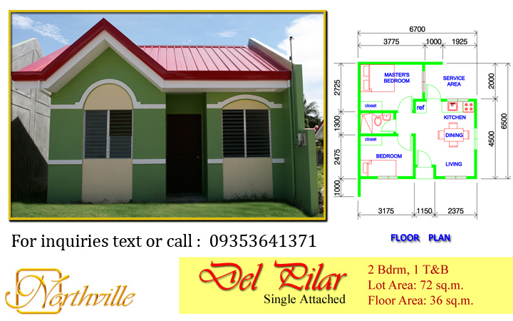 Dumaguete house for sale : Del Pilar