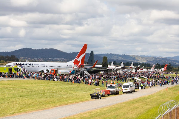 airport open day