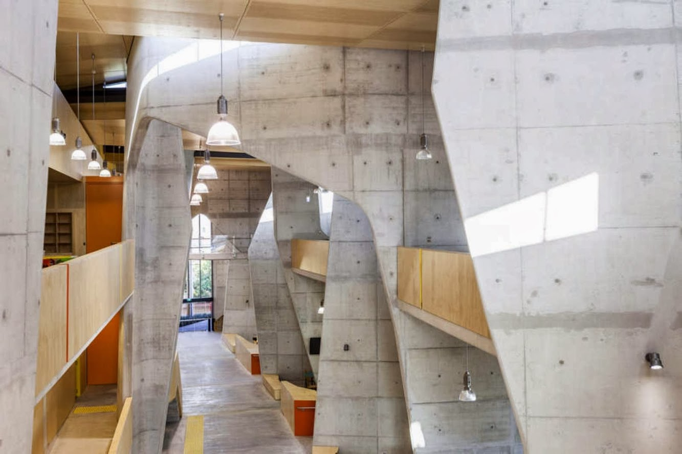 Abedian School of Architecture by Crab studio