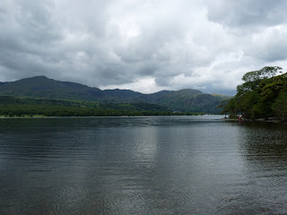 A moody Coniston Water