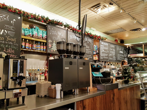 Moguls Coffee House, 4208 Village Square #202, Whistler, BC V0N 1B4, Canada, Cafe, state British Columbia