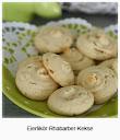 Eierlikör-Rhabarber-Kekse