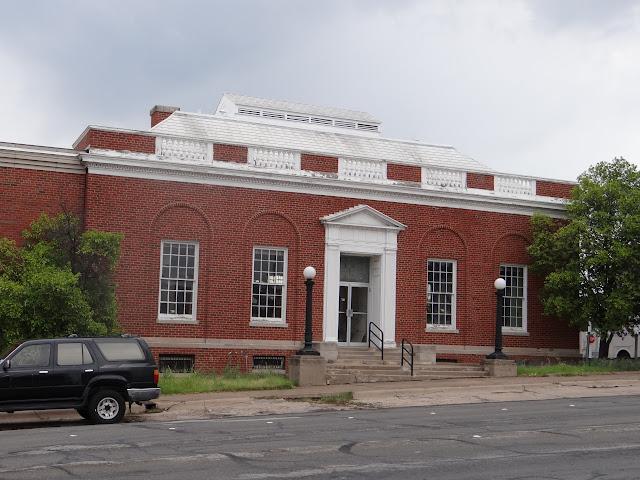 Old Denton, TX post office