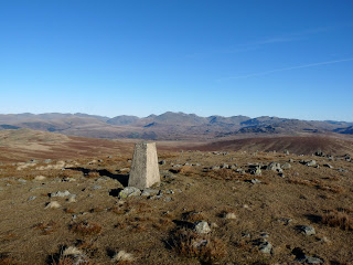 Whitfell Trig Point