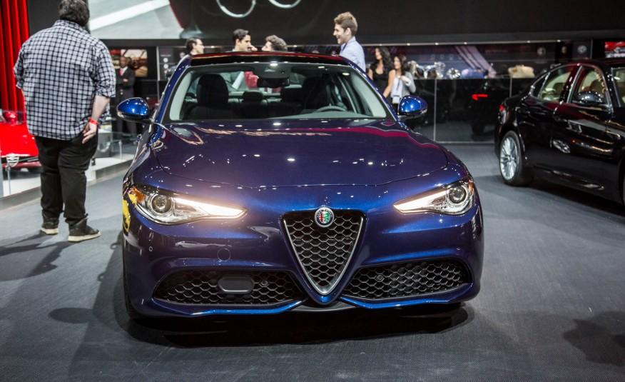 Alfa Romeo Giulia 2017