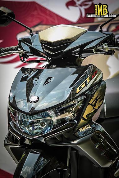 Yamaha Siapkan Yamaha GT125 Garuda Special Edition