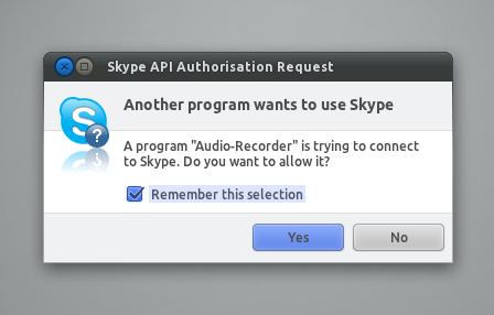 Запись разговоров skype в ubuntu/linux mint и производные