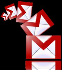 Vários Gmail