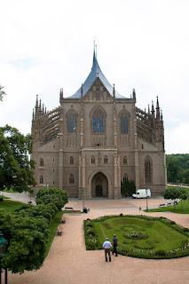 Katedrala svete Barbare u Kutnoj Hori