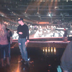 then its on to official Grammy rehearsals.