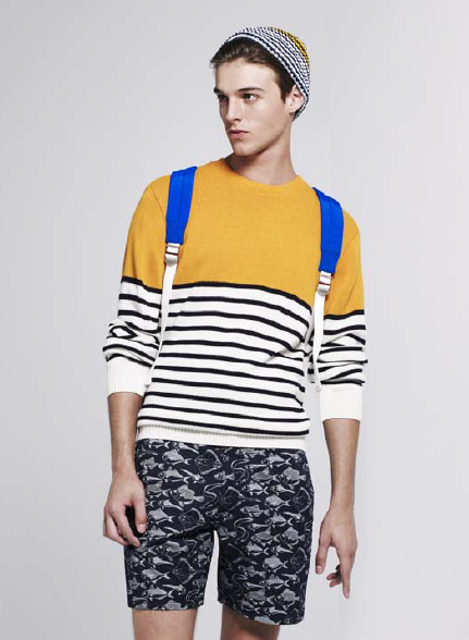 Asos Ocean Blue [men's fashion]