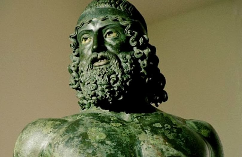 More Stuff: Italy's 'abandoned' Riace Bronzes back on show in Calabria