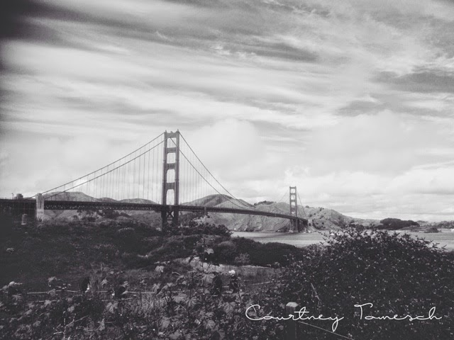 San Francisco California Golden Gate Bridge
