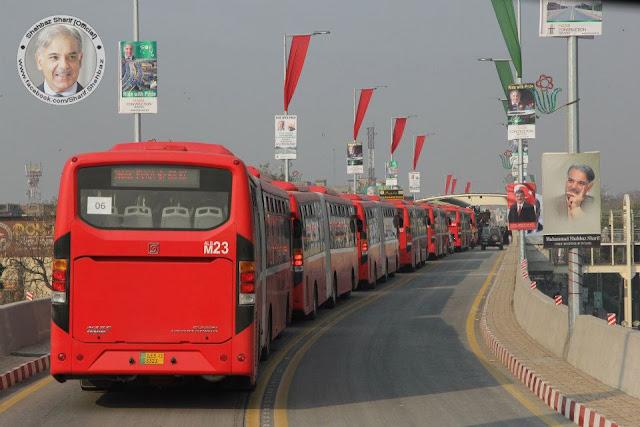 Metro Busses