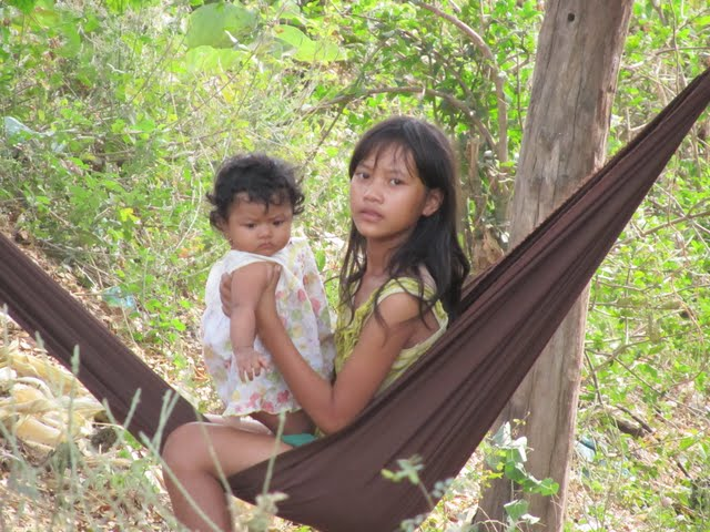 hammocks Cambodia