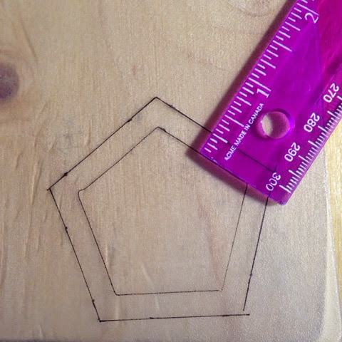 the homemade heart: diy: fussy cutting templates tutorial