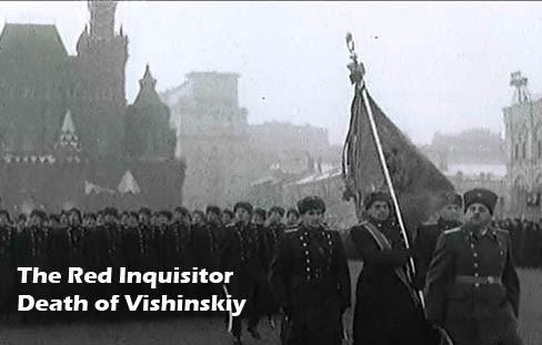 Czerwony inkwizytor ¶mieræ Wyszy?skiego / The Red Inquisitor Death of Vishinskiy (2009)  PL.TVRip.XviD / Lektor PL