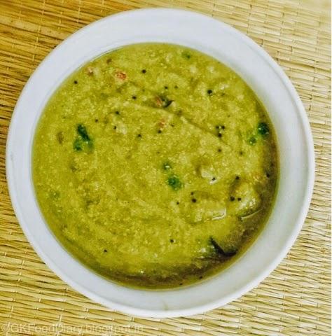 Brinjal Gothsu Recipe (Kathrikkai Gothsu Tirunelveli Style )