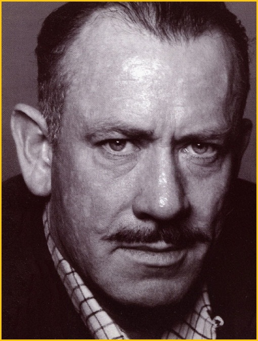 a biography of john ernst steinbeck John ernst steinbeck was an american novelist and short-story writer, who described in his work the unending struggle of people who depend on working in the soil for their livelihood.