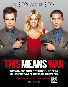Cuộc Chiến Tình Yêu - This Means War poster