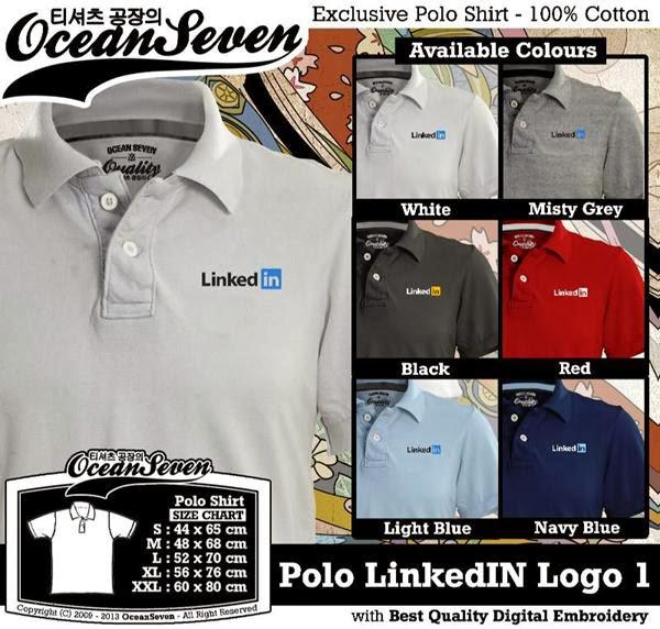 POLO Linkedin Logo 1 IT & Social Media distro ocean seven