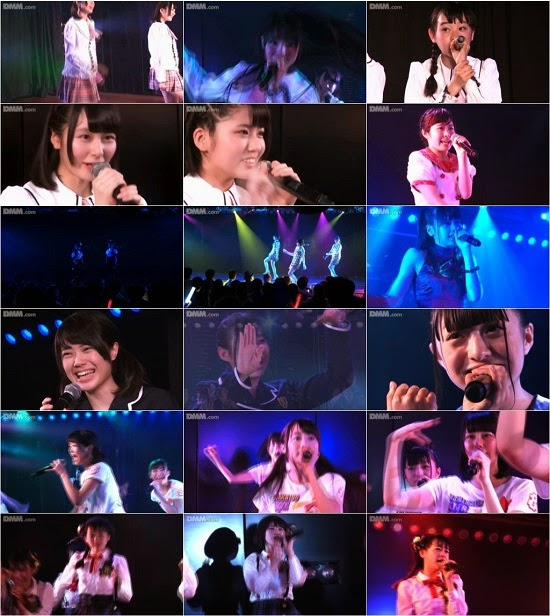 "(LIVE)(公演) AKB48 チーム8 ""PARTYが始まるよ"" 公演 舞木香純・小田えりなの生誕祭 150425 & 150426 & 150429& 150504"
