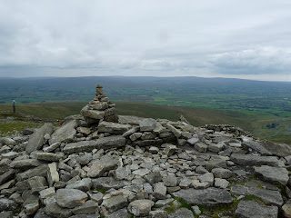 Ingleborough Summit Cairn