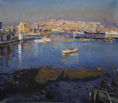 Joaquim Mir Trinxet - Puerto De Tarragona